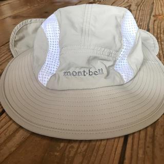 モンベル(mont bell)の専用です  mont-bell モンベル キッズ(帽子)