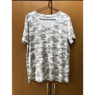 ジーユー(GU)のGU  迷彩Tシャツ(Tシャツ(半袖/袖なし))