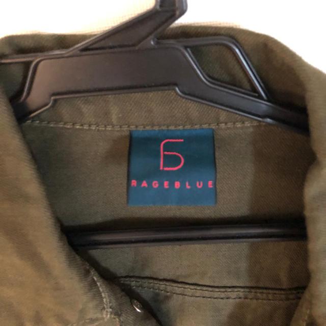 RAGEBLUE(レイジブルー)のメンズ ジャケット メンズのジャケット/アウター(ミリタリージャケット)の商品写真