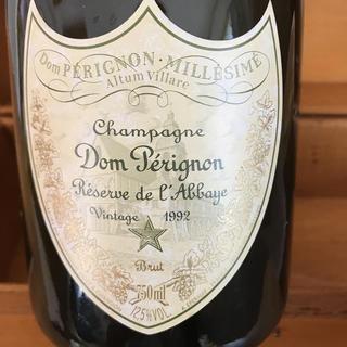 ドンペリニヨン(Dom Pérignon)のドンペリ ゴールド 空瓶 空き箱(シャンパン/スパークリングワイン)