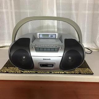 パナソニック(Panasonic)のラジオカセット・パナソニック(ポータブルプレーヤー)