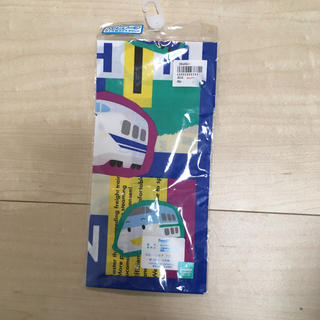 サンリオ(サンリオ)のサンリオ❤︎新幹線ハンカチ(その他)