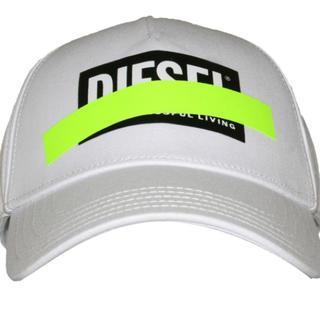 ディーゼル(DIESEL)のDIESEL ディーゼル ロゴ/ベースボールキャップ/帽子 2019年春夏新作(キャップ)