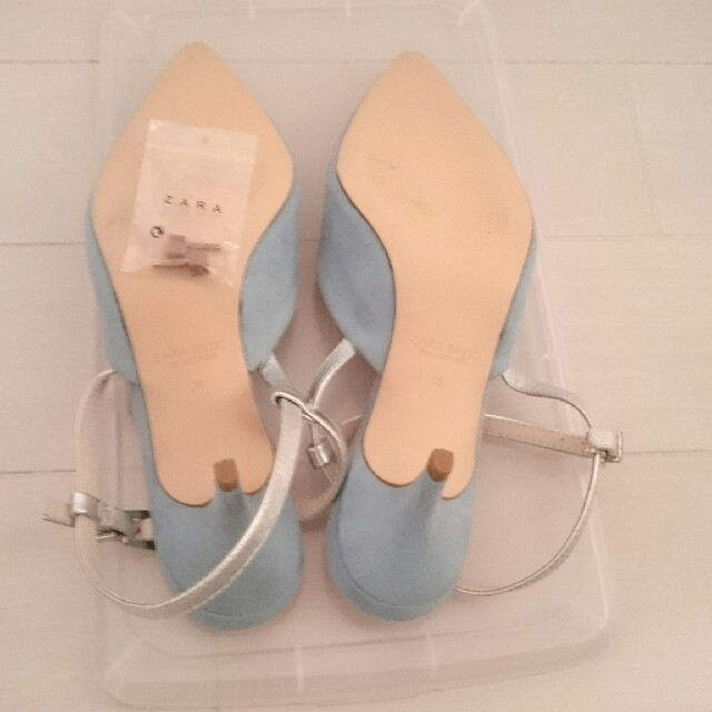 ZARA(ザラ)の専用ページです レディースの靴/シューズ(ハイヒール/パンプス)の商品写真