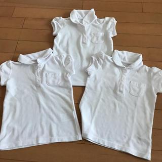 ベルメゾン(ベルメゾン)のGITA ポロシャツ ベルメゾン 100(Tシャツ/カットソー)