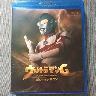 バンダイ(BANDAI)のウルトラマンG Blu-ray BOX〈5枚組〉(アニメ)