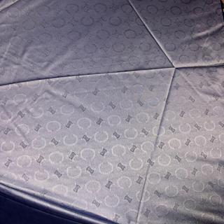 セリーヌ(celine)のセリーヌ ♡ 折りたたみ 雨傘 ♡パープル系&ベージュ系の2本セット(傘)