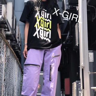 エックスガール(X-girl)の新品 ★ X-GIRL ★ エックスガール TEE Tシャツ(Tシャツ(半袖/袖なし))