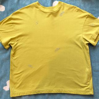 ミナペルホネン(mina perhonen)のminaperhonen ミナペルホネン choucho Tシャツ 36(Tシャツ(半袖/袖なし))