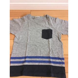 ジーユー(GU)のTシャツ110サイズ(Tシャツ/カットソー)