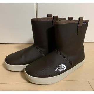 ザノースフェイス(THE NORTH FACE)のノースフェイス 長靴 レインシューズ 24cm(レインブーツ/長靴)