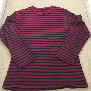 UNIQLO ユニクロ 長袖 Tシャツ ストライプ XL