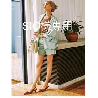 ミラオーウェン(Mila Owen)の♡スコッチボタンジャケットとショートパンツ♡ミラオーフェン♡(ショートパンツ)