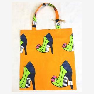 サブバッグ バオバブ神戸 エコバッグ アフリカ布 1個当たりのお値段です(バッグ)