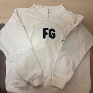 フィアオブゴッド(FEAR OF GOD)の新品同様 fear of god fog 6thcollection スウェット(スウェット)
