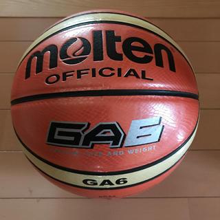 モルテン(molten)のmolten GA6  バスケットボール 6号球(バスケットボール)