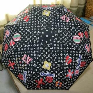 ルイヴィトン(LOUIS VUITTON)のLV 折りたたみ傘  (傘)