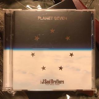 サンダイメジェイソウルブラザーズ(三代目 J Soul Brothers)のPLANET SEVEN CD(ポップス/ロック(邦楽))