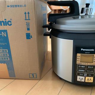 パナソニック(Panasonic)の電気圧力鍋 パナソニック SR-P37-N (調理機器)