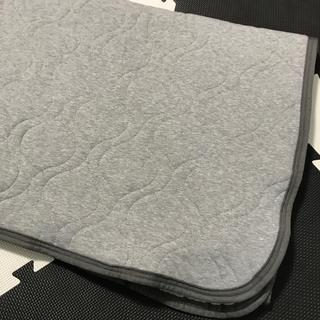 しまむら - 1000→900円敷きパッド ⚠️訳あり 敷布団シーツ 綿100%  シングル