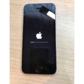アップル(Apple)のiPhone5s 16GB 本体 ソフトバンク(携帯電話本体)