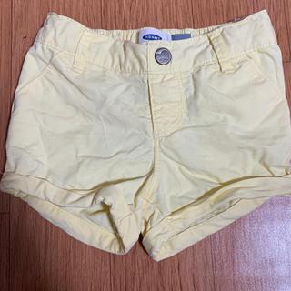 オールドネイビー(Old Navy)の黄色パンツ 18-24M オールドネイビー(パンツ/スパッツ)