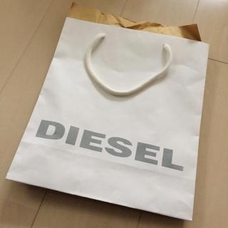 ディーゼル(DIESEL)のDIESEL  ディーゼル ☆ ショッパー ショップ袋(ショップ袋)