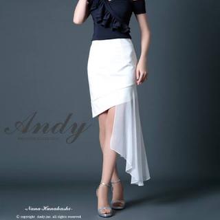 アンディ(Andy)のan スカート キャバドレス☆(その他ドレス)