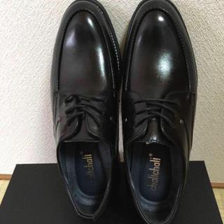 新品 紳士靴 メンズ ビジネスシューズ 24cm(ドレス/ビジネス)