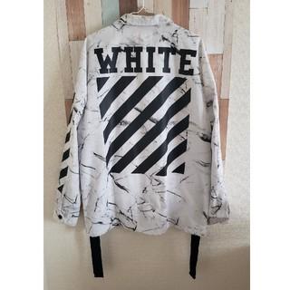 オフホワイト(OFF-WHITE)のOff-White ジャケット (ミリタリージャケット)