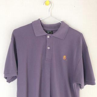 アベイシングエイプ(A BATHING APE)のAPE ポロシャツ(ポロシャツ)