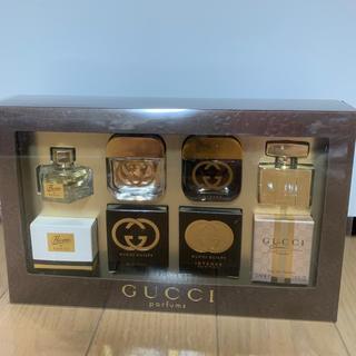 グッチ(Gucci)のグッチ ミニ香水 セット(ユニセックス)