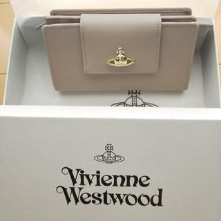 ヴィヴィアンウエストウッド(Vivienne Westwood)のVIVIENNE WESTWOOD  ミディアム ウォレット 財布(財布)