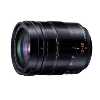 パナソニック(Panasonic)の新品 H-ES12060パナライカ大人気標準レンズ F2.8-4.0パナソニック(レンズ(ズーム))