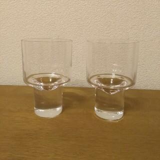 スガハラ(Sghr)のhima様専用【スガハラガラス】ワインナウレッドグラス4個セット(グラス/カップ)
