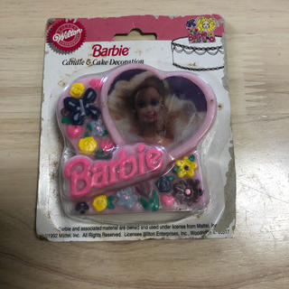 バービー(Barbie)のバービー キャンドル(その他)