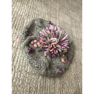 チチカカ(titicaca)のチチカカのニットベレー帽(ハンチング/ベレー帽)