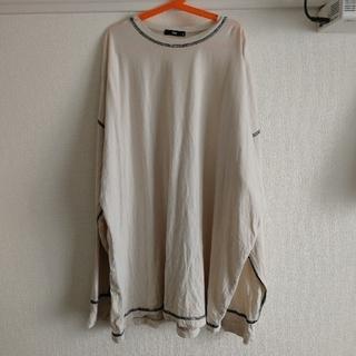 ハレ(HARE)のHARE ステッチカットソー(Tシャツ/カットソー(七分/長袖))