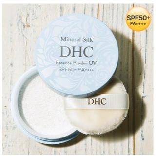 ディーエイチシー(DHC)のDHC ミネラルシルク エッセンスパウダー UV (フェイスパウダー)