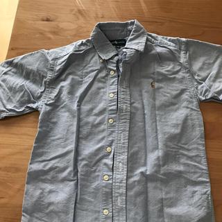 ラルフローレン(Ralph Lauren)のお値下げ✨ラルフローレン boys半袖シャツ  140(ブラウス)