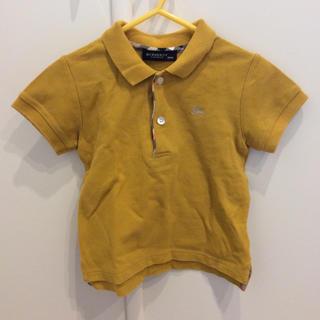 バーバリー(BURBERRY)のバーバリー ポロシャツ 90(Tシャツ/カットソー)