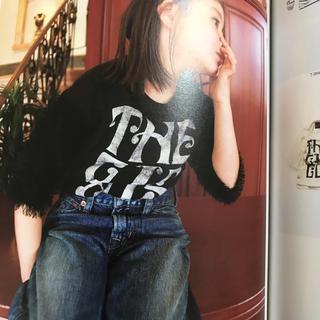 ゴートゥーハリウッド(GO TO HOLLYWOOD)のビンテージ天竺袖フリフリサーカスTシャツ 02(Tシャツ/カットソー)
