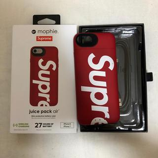 シュプリーム(Supreme)のsupreme iPhone7.8ケース(iPhoneケース)