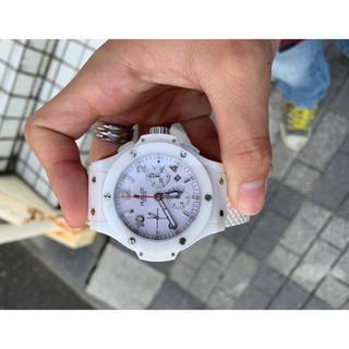 ウブロ(HUBLOT)のHUBLOT 腕時計(腕時計(デジタル))