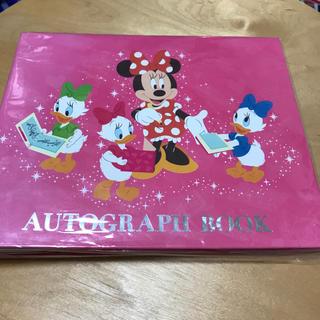 ディズニー(Disney)のオートグラフブック(その他)