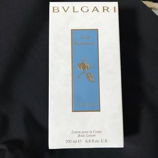 ブルガリ(BVLGARI)のブルガリ オ・パフメオーテブルー ボディミルク (ボディローション/ミルク)