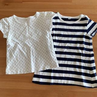 ムジルシリョウヒン(MUJI (無印良品))の無印  Tシャツ80(Tシャツ)