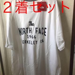 ラルフローレン(Ralph Lauren)の未使用 ノースフェイス ラルフローレン USサイズ XXL 2着セット(Tシャツ/カットソー(半袖/袖なし))