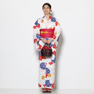 AEON - イオン浴衣 viviとのコラボ 【浴衣セット】