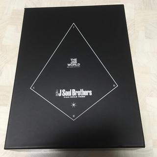 サンダイメジェイソウルブラザーズ(三代目 J Soul Brothers)のTHE JSB WORLD / 3代目J Soul Brothers(ポップス/ロック(邦楽))